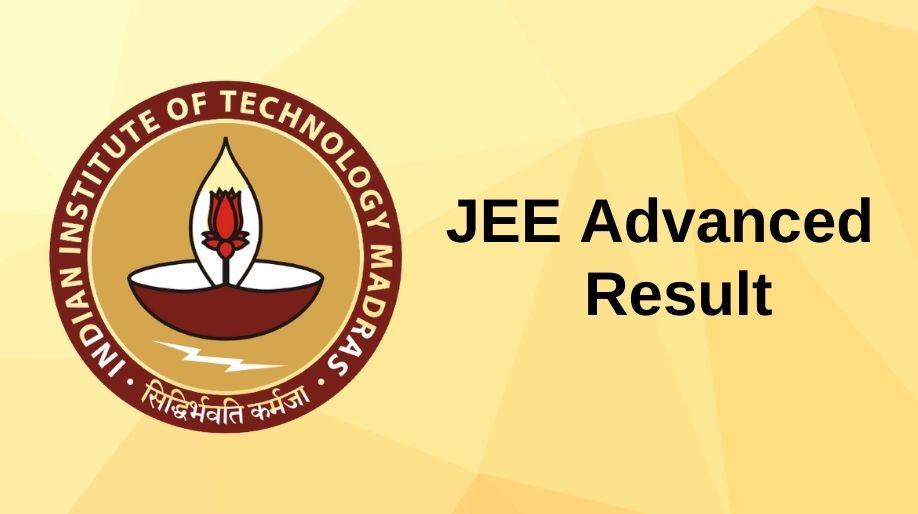 JEE Advanced 2018 Result