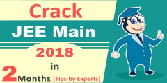 Crack JEE Main/Advanced In Two Months image