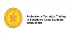 Professional Technical Training to Scheduled Caste Students, Maharashtra 2017-18, Class 8