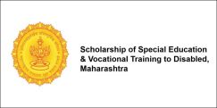 Scholarship of Special Education & Vocational Training to Disabled, Maharashtra 2017-18, Class 8