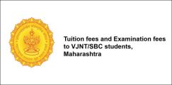 Scholarship for  VJNT/SBC students 2017, Maharashtra, Class 9