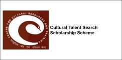 Cultural Talent Search Scholarship Scheme  2018-19, Class 9