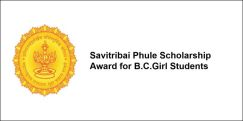 Savitribai Phule Scholarship Award for  B.C.Girl Students 2017-18, Class 10
