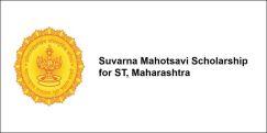 Suvarna Mahotsavi Scholarship for ST, Maharashtra 2017-18, Class 10