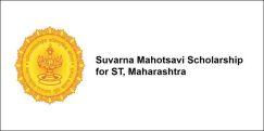 Suvarna Mahotsavi Scholarship for ST, Maharashtra 2017-18, Class 2
