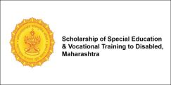 Scholarship of Special Education & Vocational Training to Disabled, Maharashtra 2017-18, Class 2