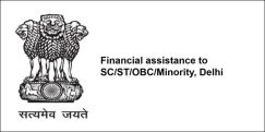 Financial assistance to SC/ST/OBC/Minority,  Delhi 2018, Class 12