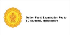 Scholarship to SC Students,Maharashtra 2017-18, Class 12