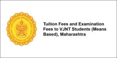 Scholarship to  VJNT Students (Means Based), Maharashtra 2017-18, Class 12