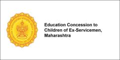 Education Concession to Children of Ex-Servicemen, Maharashtra 2017-18, Class 12