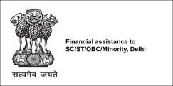 Financial assistance to SC/ST/OBC/Minority, Delhi 2018, Class 2