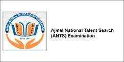 Ajmal National Talent Search (ANTS) Examination 2018, Class 3