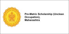 Pre-Matric Scholarship (Unclean Occupation),  Maharashtra 2017-18, Class 4