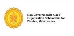 Non-Governmental Aided Organization Scholarship for Disable 2017, Maharashtra, Class 5